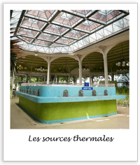 Les sources thermales